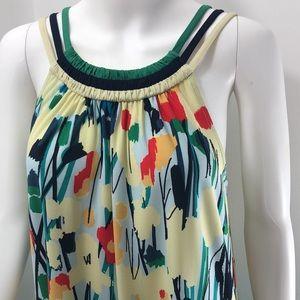 BCBG Medium Multi colored Sumer dress